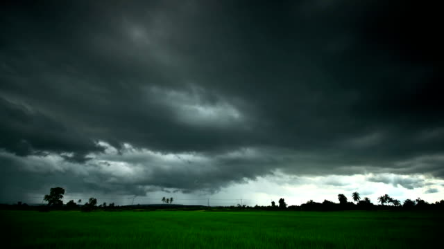 Storm Clouds Timelapse
