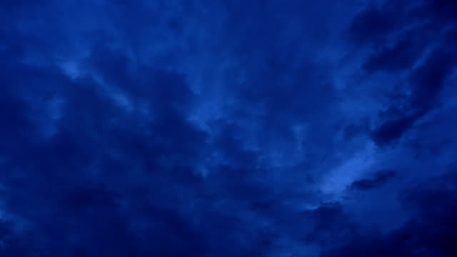 storm clouds - midnight stock videos & royalty-free footage