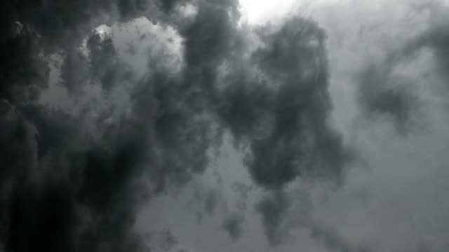 storm clouds - storm cloud stock videos & royalty-free footage