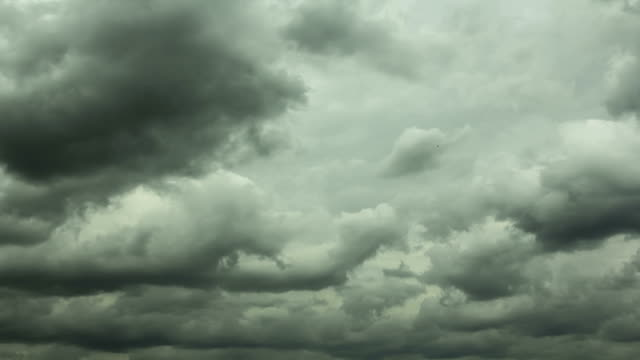 storm clouds - torrential rain stock videos & royalty-free footage