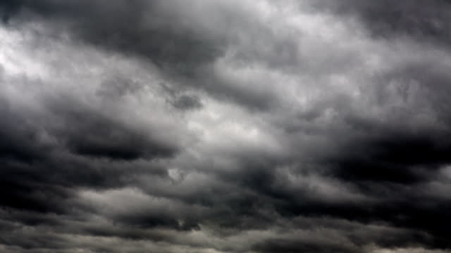 time lapse: storm clouds - storm cloud stock videos & royalty-free footage