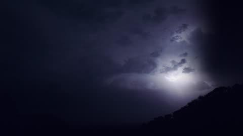 storm on a rocky coast - lightning stock videos & royalty-free footage