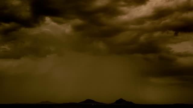 Storm Over Highway