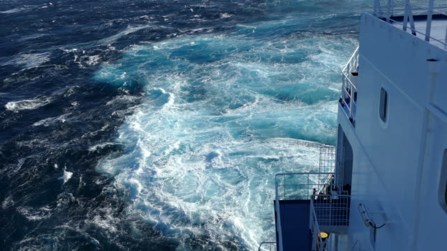 vidéos et rushes de storm  - marin