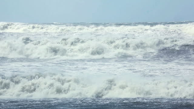 storm waves. - tsunami stock videos & royalty-free footage