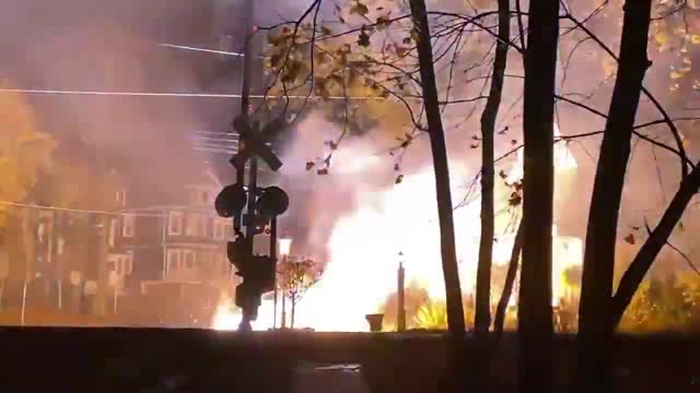 storms swept through parts of new jersey on november 15, bringing strong winds and leaving thousands without power, according to... - electricity stock videos & royalty-free footage
