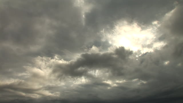 HD TIME-LAPSE: Stormy Clouds