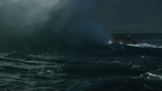 stormy seas - tsunami stock videos & royalty-free footage