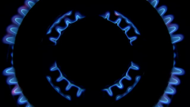 stove blue flame - hob stock videos & royalty-free footage