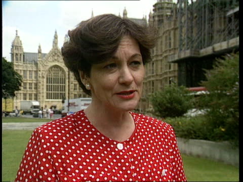 privatisation plans london westminster cms joan ruddock mp intvwd sof privatisation will be no solution to major problems facing prisons and we'll be... - hm prison manchester stock videos & royalty-free footage