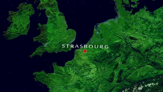 Strasbourg  Zoom In