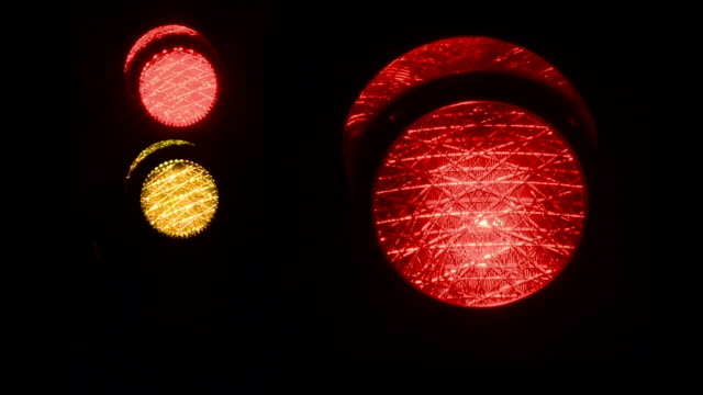 hd: strassenverkehrsampel - traffic light stock videos & royalty-free footage