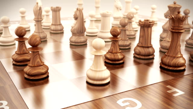 strategies - chess stock videos & royalty-free footage