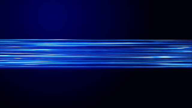 streaks of blue - motion background - in a row stock videos & royalty-free footage
