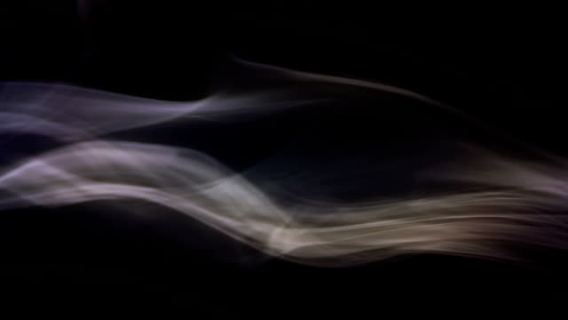 stream of smoke - wispy stock videos and b-roll footage