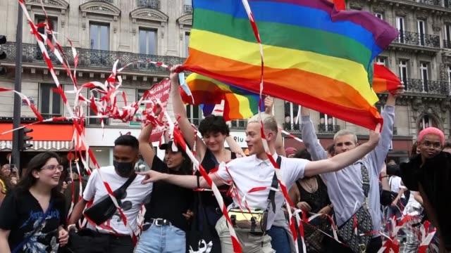 "FRA: ""Pride 2020"" In Paris"