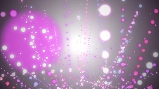 streaming particles - gravitationsfält bildbanksvideor och videomaterial från bakom kulisserna