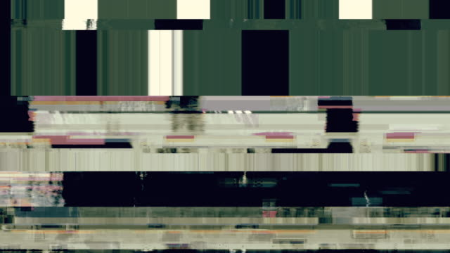 streaming video malfunction - glitch technique stock videos and b-roll footage