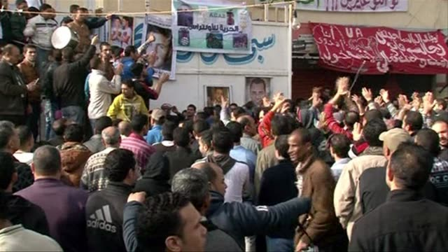 street clashes killed at least 30 people in egypts port said on saturday after 21 supporters of a local football club were sentenced to death over a... - port said stock videos & royalty-free footage