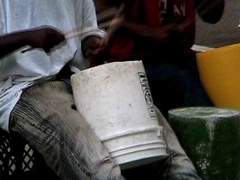 street drummers - drum percussion instrument stock videos & royalty-free footage