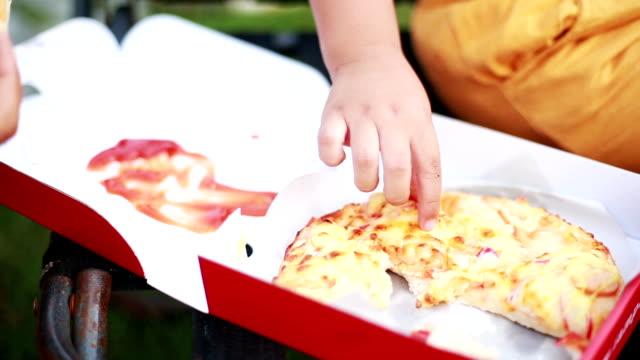 Street food, Pizza