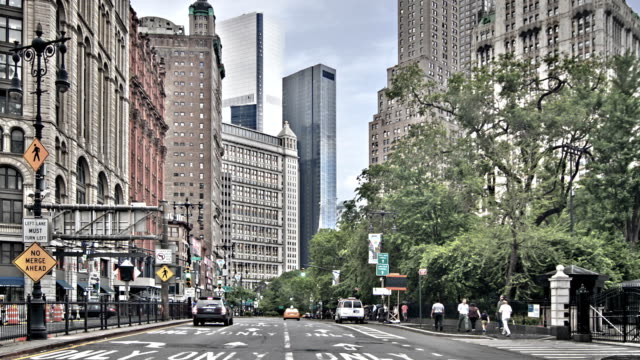street in new york city - penthouse stock videos and b-roll footage