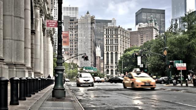 Street in New York, US