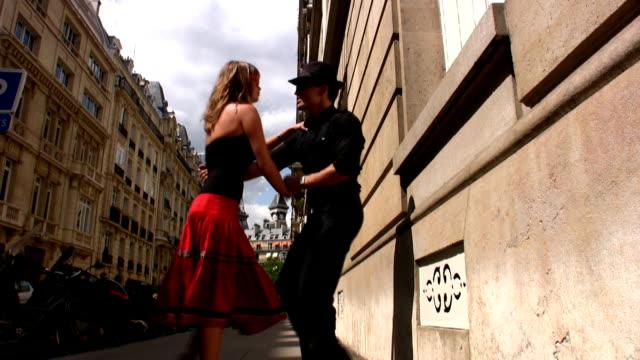 street in paris - seduction stock videos & royalty-free footage
