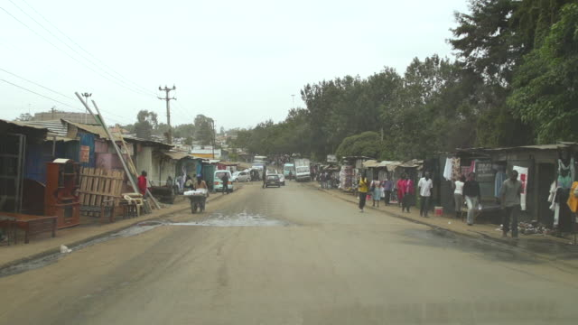 street in uganda - ウガンダ点の映像素材/bロール