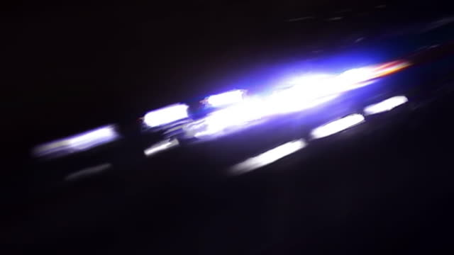 street lights streak by (loop). - digitale verbesserung stock-videos und b-roll-filmmaterial