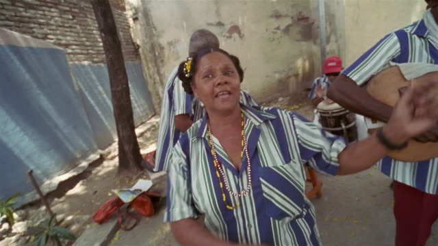 CS, Street musicians, Santiago de Cuba, Cuba