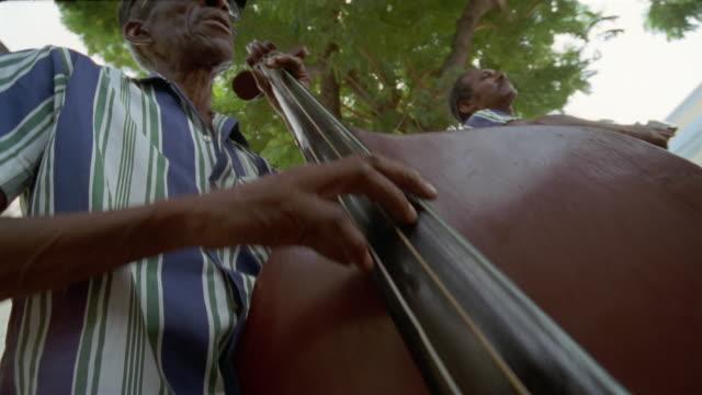 LA, TU, TD, Street musicians, Santiago de Cuba, Cuba