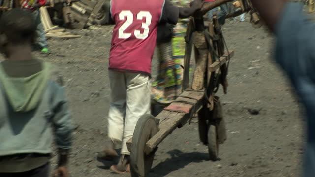 WS Street scene, Goma, Congo