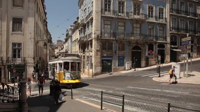 WS Street scene / Lisbon, Portugal