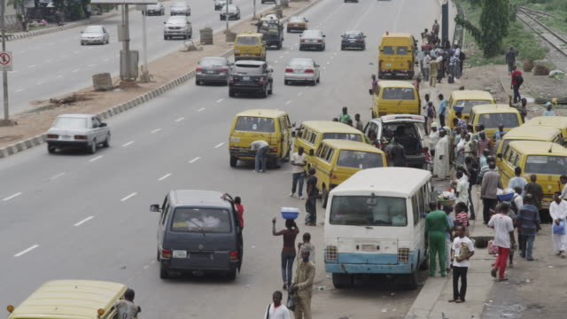 Street scenes from Lagos, Nigeria