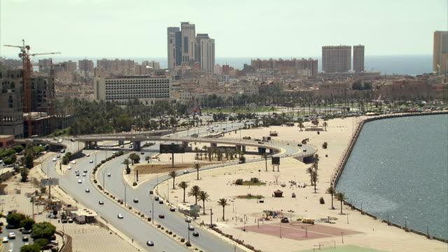 street scenes of tripoli in libya - libya stock videos & royalty-free footage