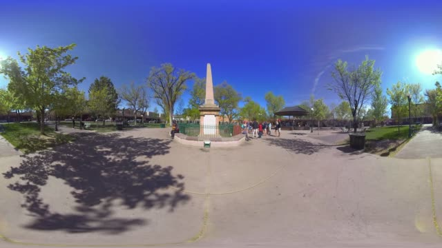 VR street view from Santa Fe New Mexico