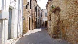 Streets of Kyrenia - Cyprus.
