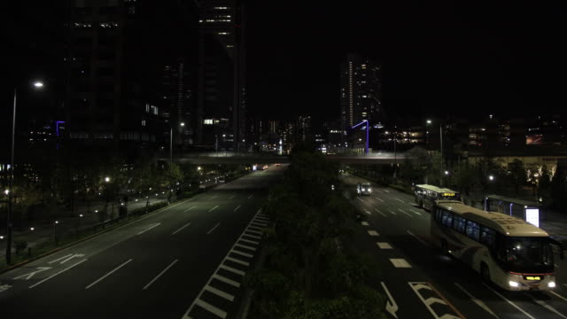 Streets of Tokyo at Toyosu