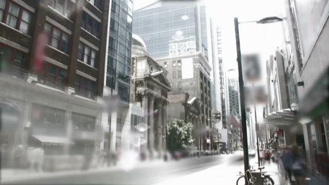 トロントの街並み