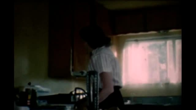 1965 stressed housewife - three quarter length stock videos & royalty-free footage