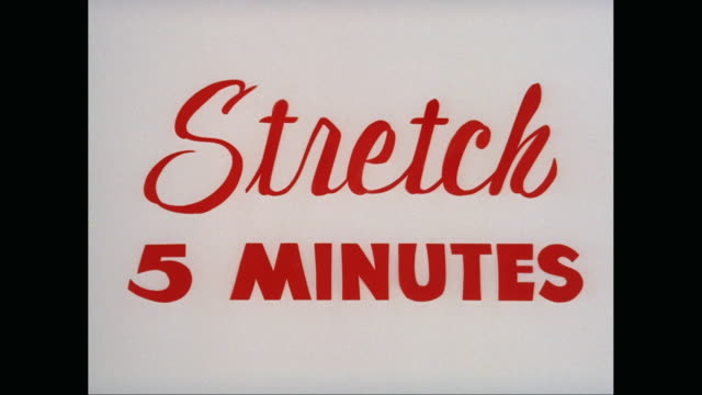 cu stretch and minute text / united states - number 5 stock videos & royalty-free footage