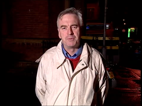 Strike 8 day strike ends ITN ENGLAND London GIR ex Manchester John McDonnell MP interviewed SOT Large majority in Labour membership wants to reclaim...
