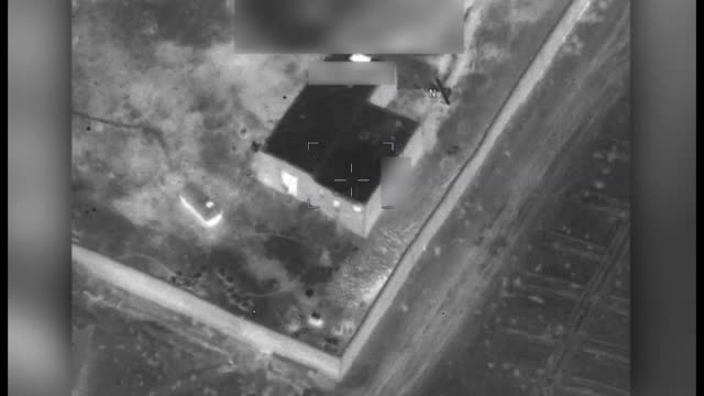 a us a10 strikes a taliban narcotics production facility in farah province on april 3 2018 the strike was one of 11 conducted in farah and nimroz... - afghanistan stock videos & royalty-free footage