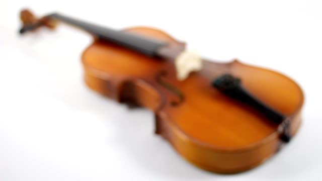 strings violin - softfokus bildbanksvideor och videomaterial från bakom kulisserna