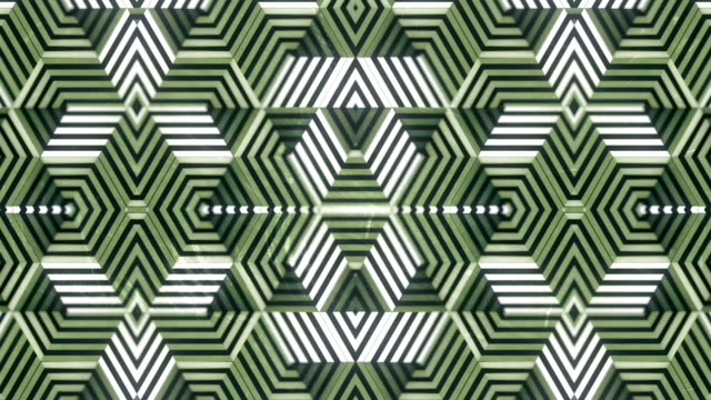 striped optical illusion abstract graphic design. endless seamless loop animation. 3d rendering. 4k, ultra hd resolution - optical illusion stock videos & royalty-free footage