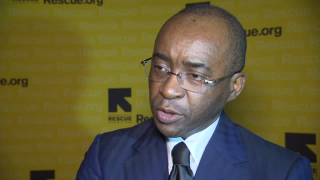 INTERVIEW Strive Masiyiwa discusses his relationship with IRC the breadth of the refugee crisis how anyone can get involved with IRC's work and why...