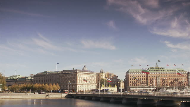 strombron stockholm sweden. - swedish culture stock videos and b-roll footage