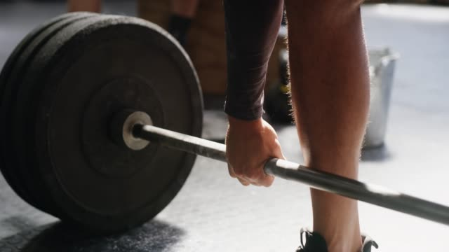stronger with every lift - weight stock videos & royalty-free footage