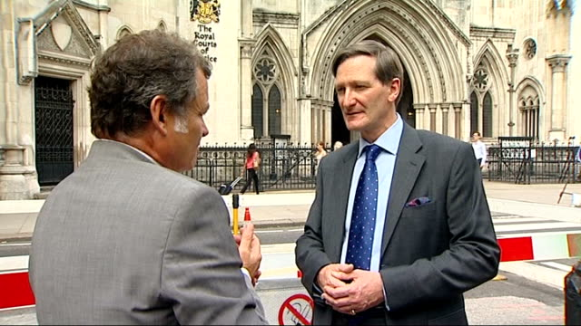 stuart hall sentence for indecent assaults doubled london high court reporter and dominic grieve dominic grieve mp interview sot shows we have... - 司会者 スチュアート・ホール点の映像素材/bロール